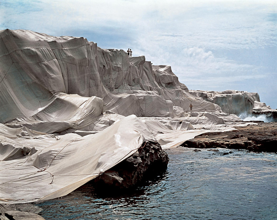 Christo and Jeanne-Claude | Projects | Wrapped Coast