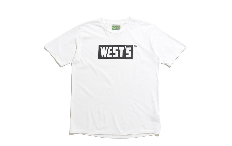 West T Shirts-Black