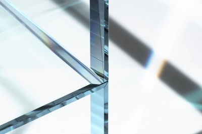 Prism glass chair - Minimalissimo