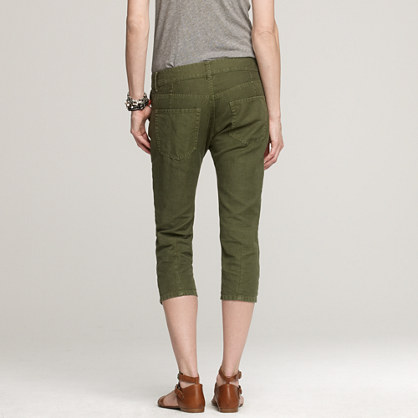 Nili Lotan® bias-fly jean - AllProducts - sale - J.Crew