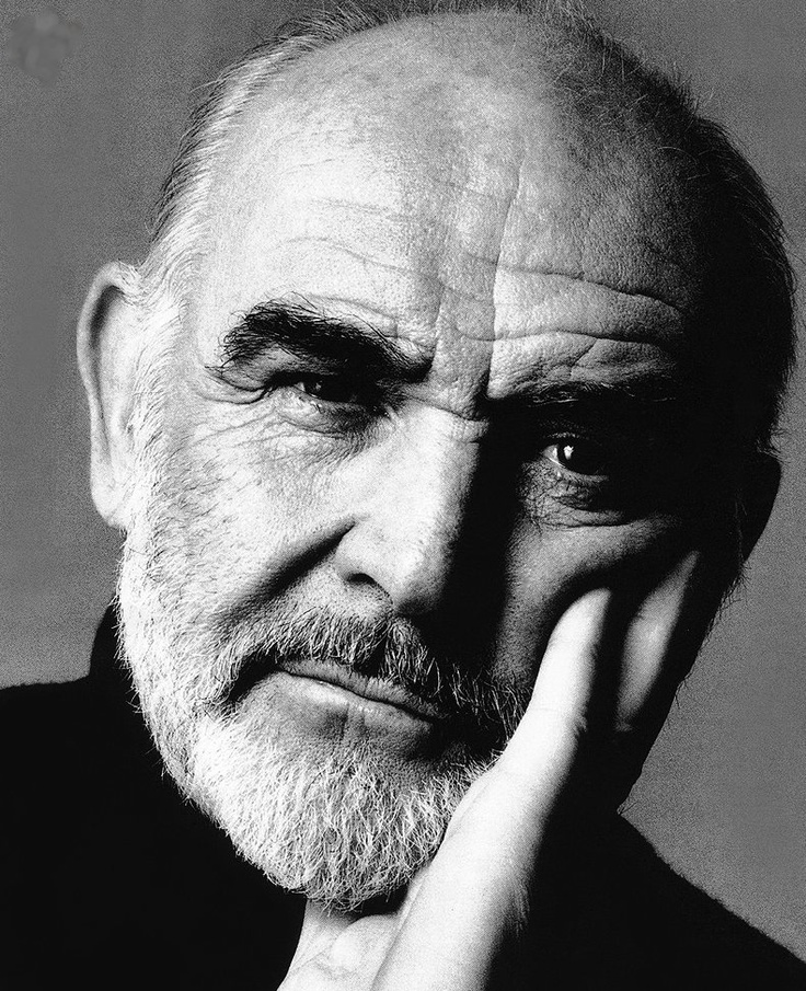 Sean Connery | Influential Men