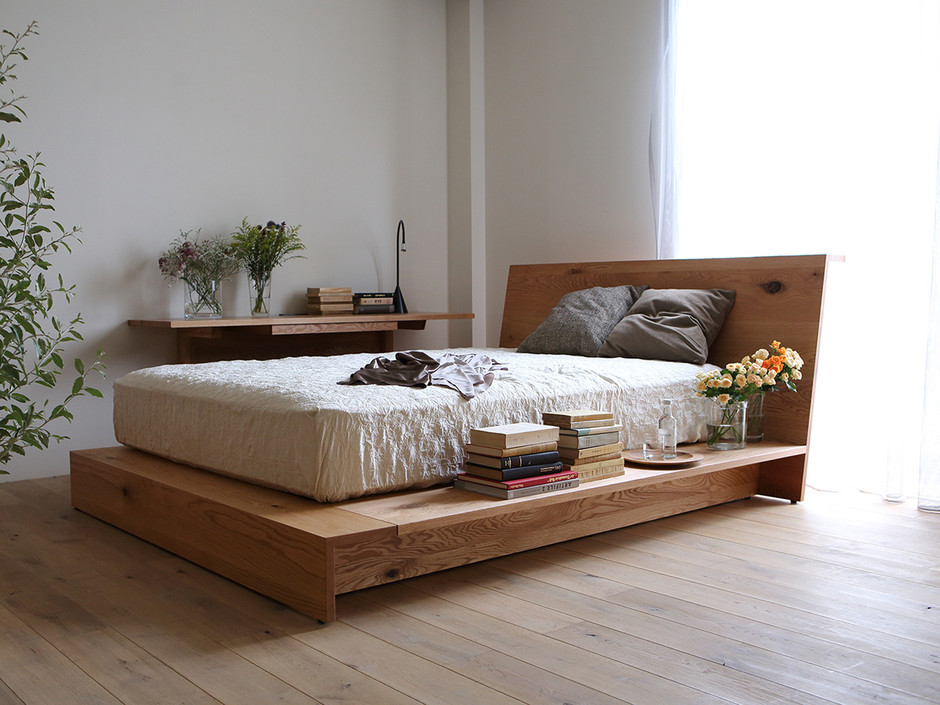 CARAMELLA A Type Bed - PIANO ISOLA