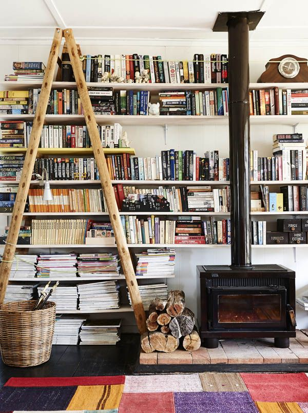 Pin by The Curious One on Libraries & bookshelves   Pinterest