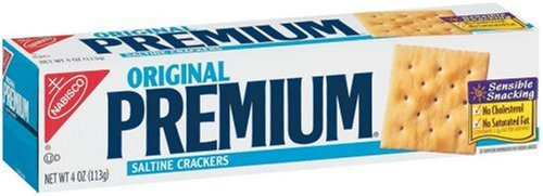 Premium Saltine Crackers, 4-Ounce Boxes (Pack of 12): Amazon.com: Grocery & Gourmet Food