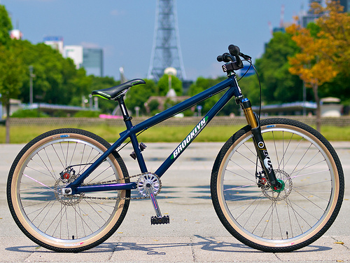 Hunky Dory Nagoya Blog | ハンキードリー名古屋: [Bike Check] Brooklyn Machine Works / Park Bike