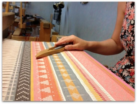 Weaving pattern in damask by The Bushcrafter   textile related   Pinterest