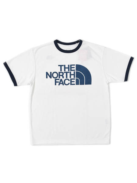 THE NORTH FACE > S/S TEE - THE NORTH FACE S/S HEATHER RINGER TEE - FIVESTAR