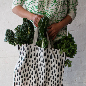 Harvest Textiles — TOTEM COLLECTION TOTE BAGS