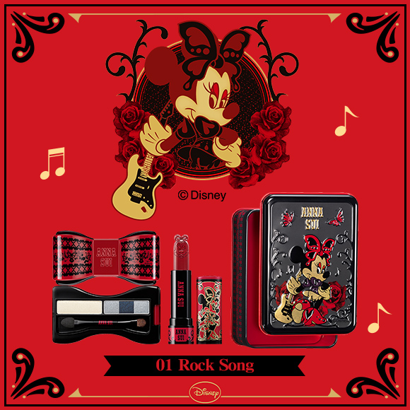 2013 ANNA SUI CHRISTMAS COLLECTION|ANNA SUI COSMETICS