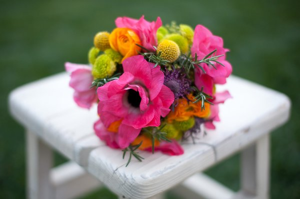 10 Unique Bouquets, Wedding Flowers Photos by Becca Rillo Photography