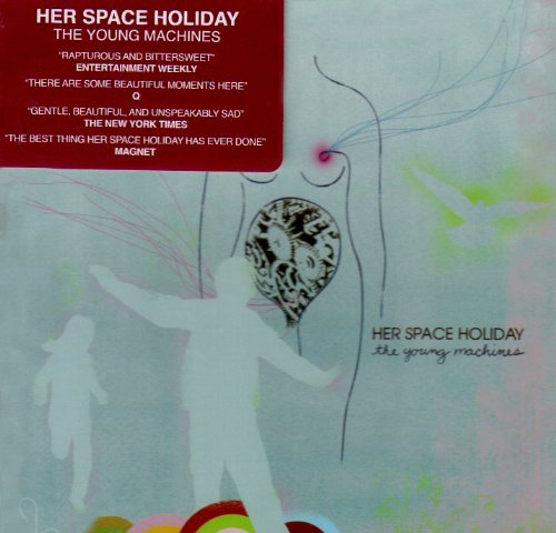 Amazon.co.jp: Young Machines: Her Space Holiday: 音楽