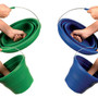 The Green Head - Pack-Away - Silicone Collapsible Bucket