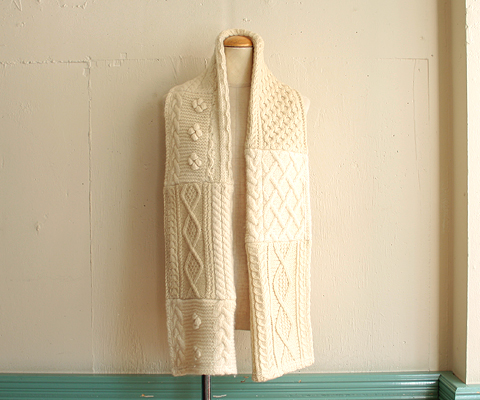 COLLECTION|花とギター » Blog Archive » PATCHWORK MUFFLER