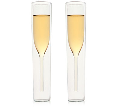 Champagne Flute (Set of 2) - Kitchen & Dining - Home & Office - Yanko Design
