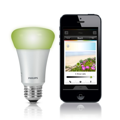 Philips Hue Connected Bulb - Single Pack - Apple Store (U.S.)