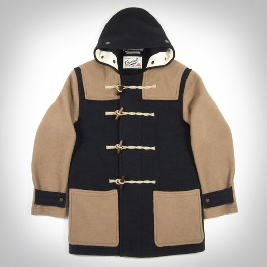 Ace x Gloverall Classic Duffle Coat : Clothing : Ace Hotel Online Shop