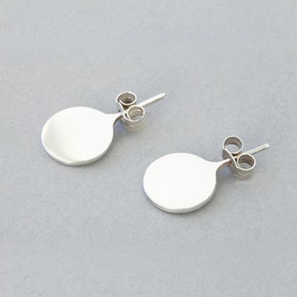 Little and Large earrings | Patrick Laing