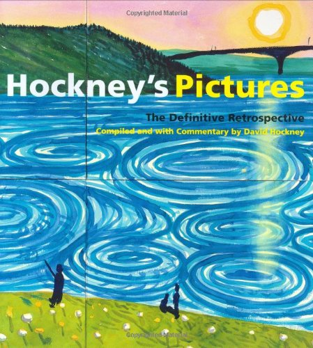 Amazon.co.jp: Hockney's Pictures: The Definitive Retrospective: Gregory Evans: 洋書