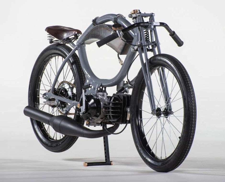 Ottonero Cafe Racer: Puch x30 Board Track Racer
