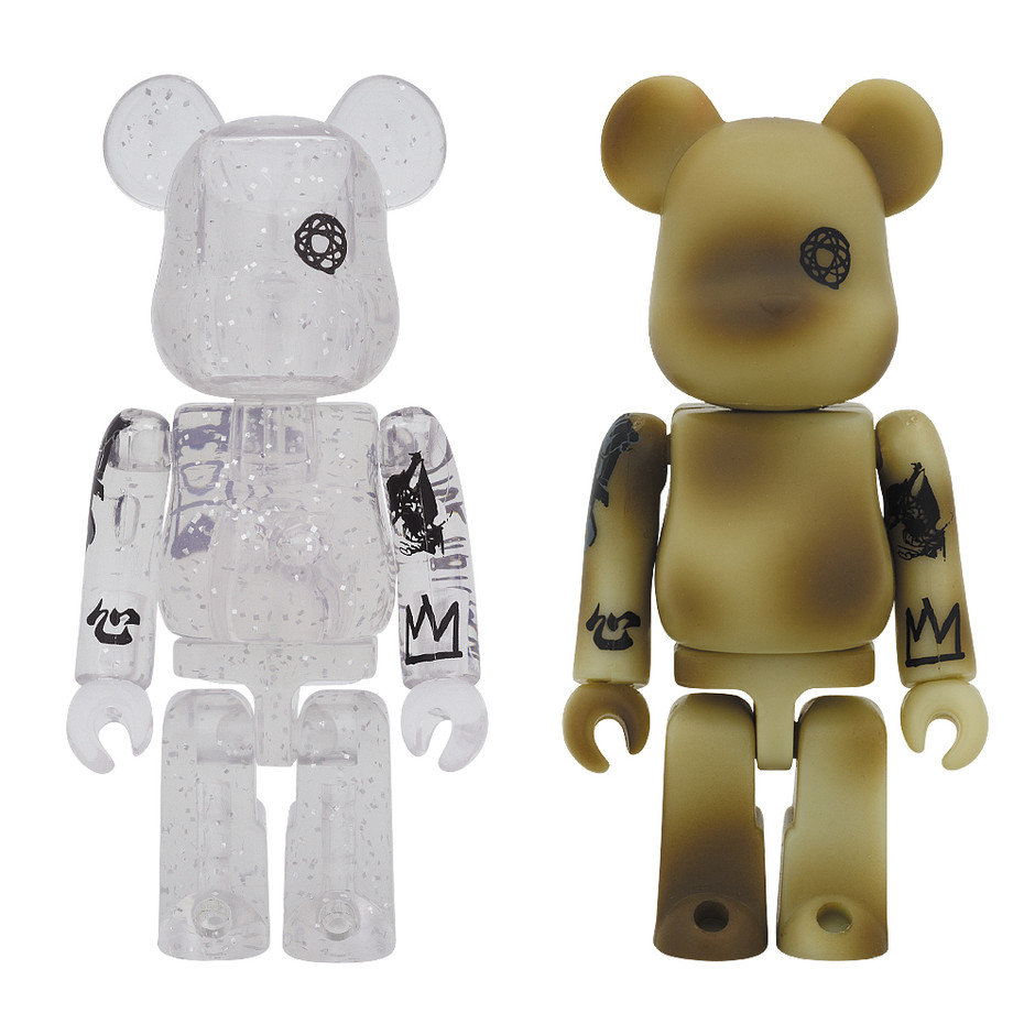MEDICOM TOYオフィシャルHP - BE@RBRICK UNKLE 100% (CAMOUFLAGE / CLEAR)