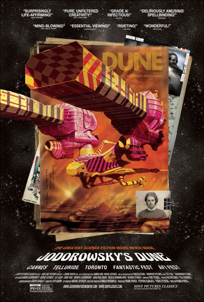 JODOROWSKY'S DUNE Trailer: The Story of a Never-Made DUNE Adaptation