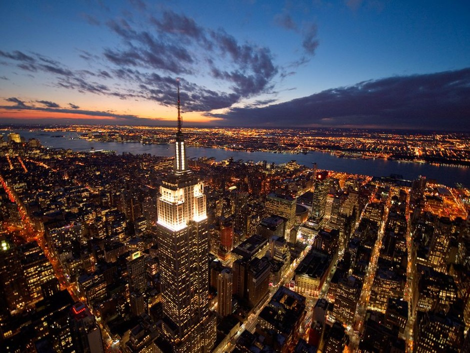 Empire State Building Photo, New York Wallpaper – National Geographic Photo of the Day