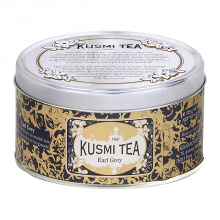Earl Grey tea - Kusmi Tea - Online sale of Earl Grey tea