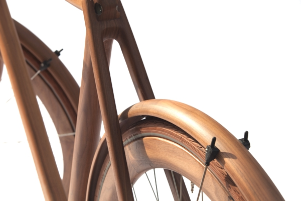 Wood Bike by Jan Gunneweg « Hidden Garments
