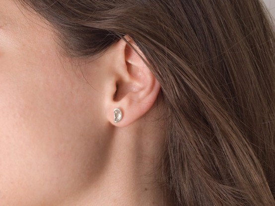 Ear Earring by ThirdMeaning on Etsy