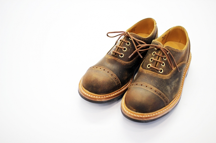Quilp Mens Cuba Waxy Oxford - BRANCH online store