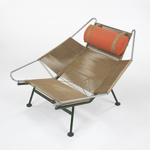 219: Hans Wegner / Halyard lounge chair < Modern + Contemporary Design, 28 March 2006 < Auctions | Wright