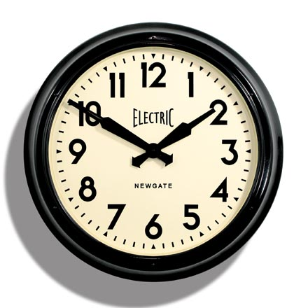 Newgate Clocks - The Official Store - Giant 'Electric' Clock