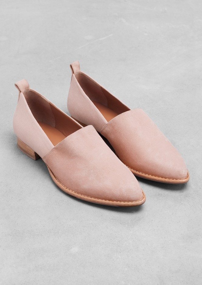 Suede Flats | Suede Flats | & Other Stories