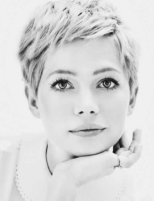 The PIXIE cut is a thing now (17 photos) – theBERRY