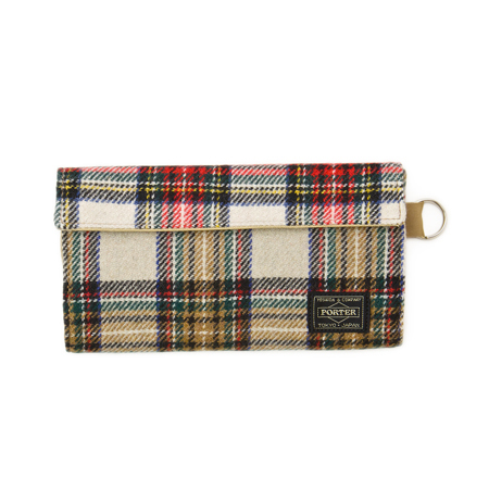 WALLET (L) LESSON HEADPORTER OFFICIAL ONLINE STORE ヘッドポーター オンラインストア