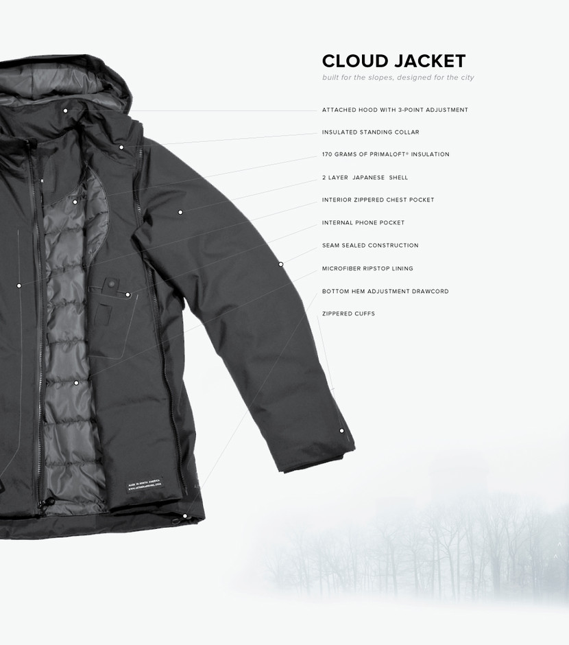 Aether Apparel - Cloud