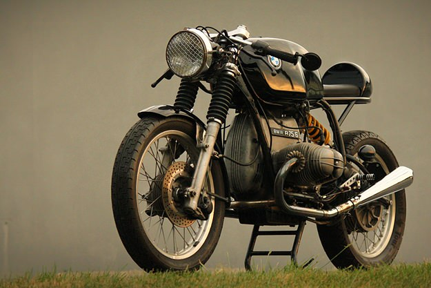 BMW R75/6 cafe racer#more-14070