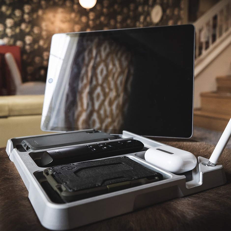 EDC TRAY WITH DTEX PADS - Dango Products