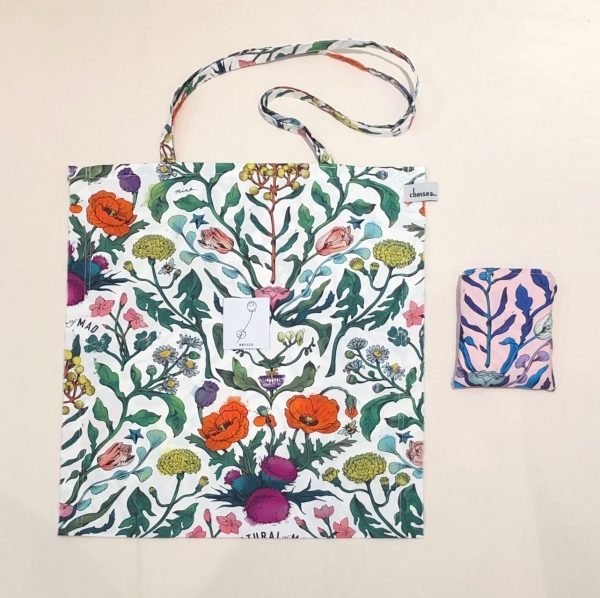 RBT 【別注 sustainable BAG】ボタニカルエラーM - chelsea tokyo, ONLINE STORE | Laforet HARAJYUKU
