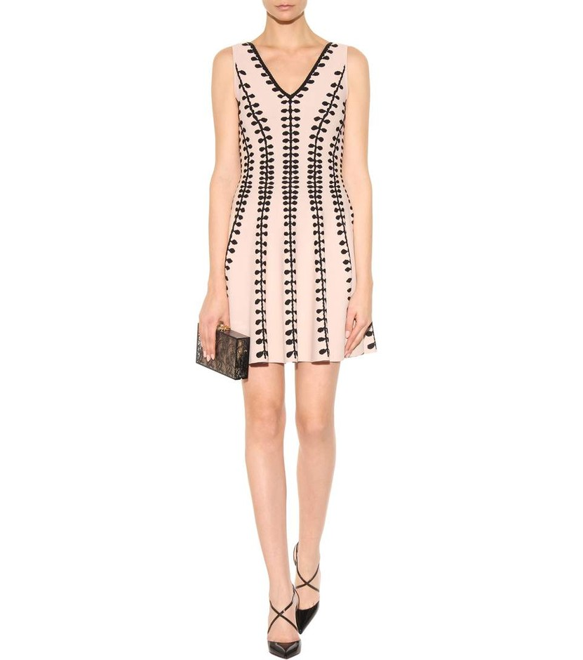 mytheresa.com - Knitted dress - Luxury Fashion for Women / Designer clothing, shoes, bags