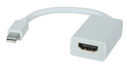 Amazon.co.jp: mini Display Port - HDMI 変換ケーブル (Apple Macbook 対応): パソコン・周辺機器