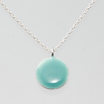 shippo jewelry Necklace round Green: ジュエリー - IDEE SHOP Online