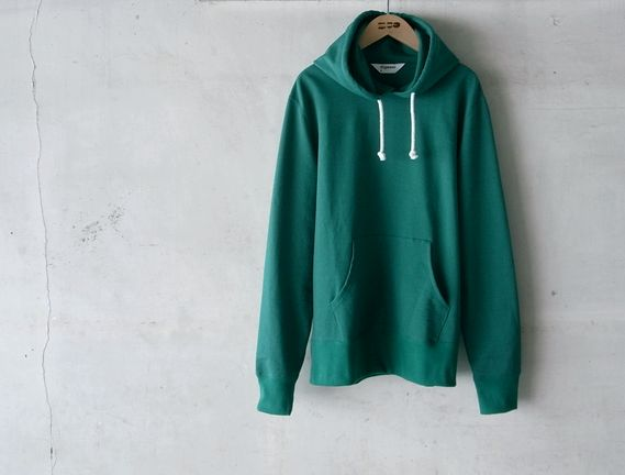 GREEN PARKA | welles journal