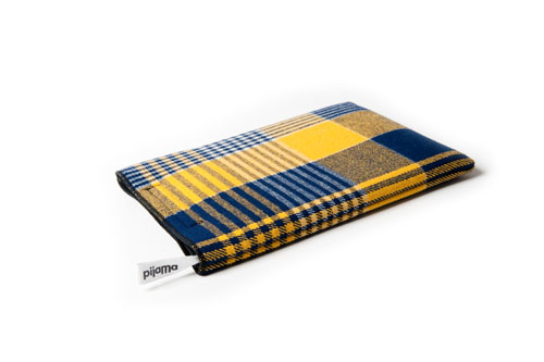 iPad Sleeve - Tartan Blue Yellow 9 : Shop Until, quality lifestyle products, mens gifts, gifts for her, christmas gifts, baby gifts
