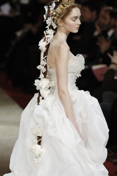 I Dream of a World of Couture