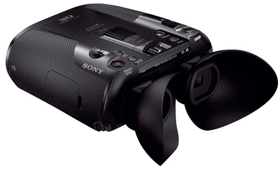 Go exploring with Sony's new DEV-50V digital recording binoculars - Pocket-lint