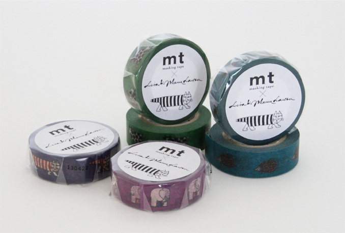 SCANDINAVIA SERIES | mt COLLECTION | マスキングテープ「mt」- masking tape -