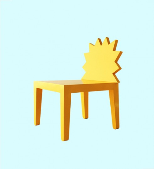 Simpsons Chairs - 56th Studio | Selectism.com