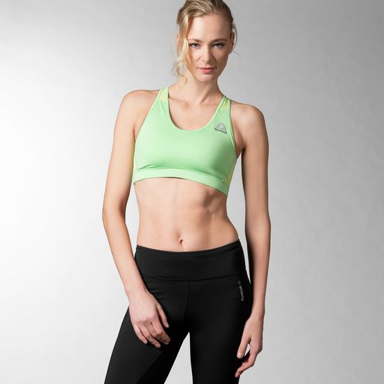 Reebok Brassière Workout Ready - Vert | Reebok France