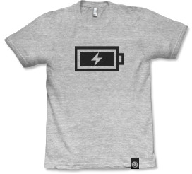 Dribbble Equipment — Charge Tee